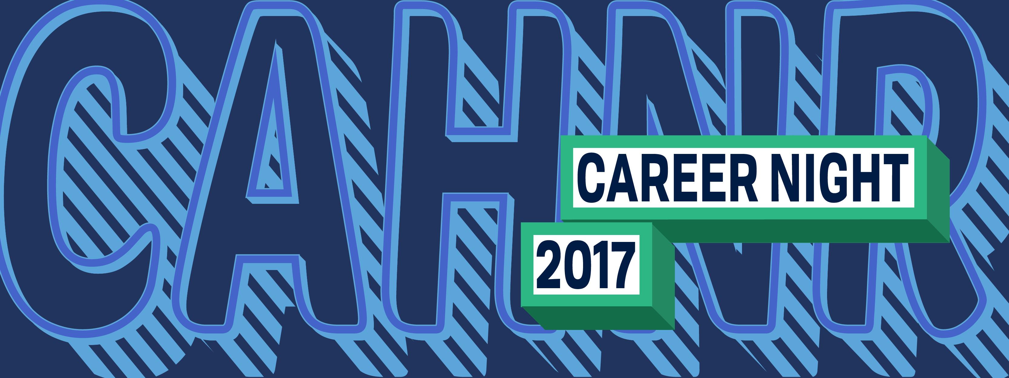 CAHNR Career Night   Academic Programs